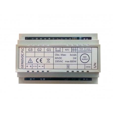 Router energii odnawialnej GER60VDC 485