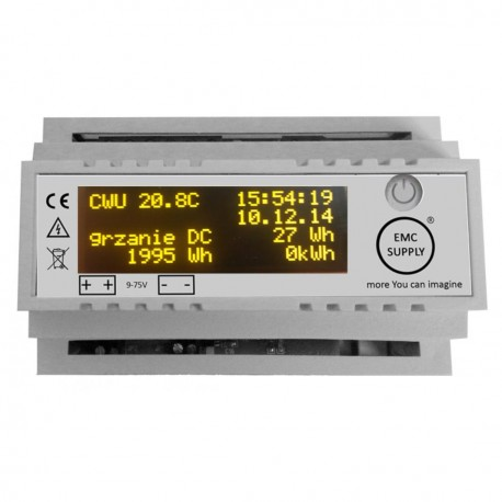 Router energii odnawialnej GERB60VDC PLC