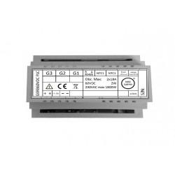 Router energii odnawialnej GERB60VDC PLC bez wyświetlacza